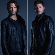 Sam and Dean Hunters