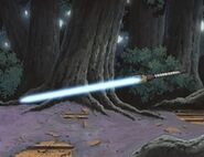 Sword of Kusanagi Longsword of the Sky