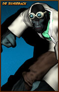 Doctor Silverback Champions Universe