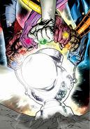 White Lantern Battery Green Lantern Vol 4 53