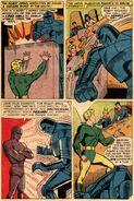 DC Comics Hart Druiter Power Opposition