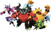 Deadly Six (Sonic Lost World)