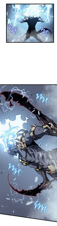 Demon King's Daggers Solo Leveling