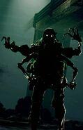 Paranoia Series Mutant Zombie