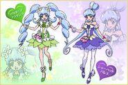 Princess alter forms