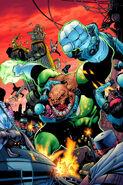 Kilowog DC comics