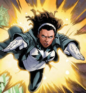 Monica Rambeau Spectrum (Marvel Comics) flight