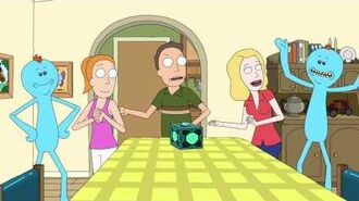 Rick and Morty The Complete First Season - Clip Mr. Meeseeks - Own it on 10 7