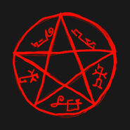 Devil's Trap Supernatural