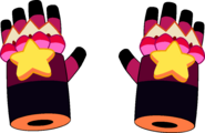 Garnet's Updraded Gauntlets