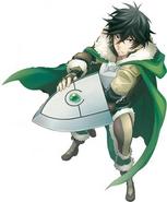 Naofumi shield