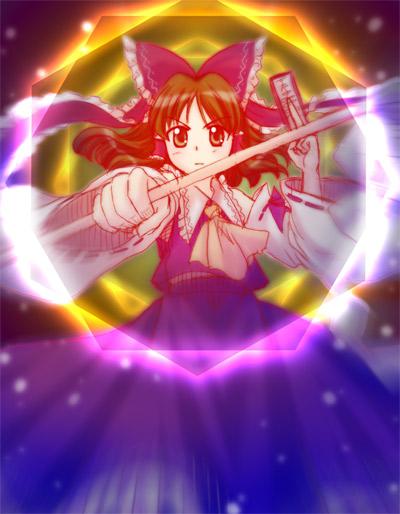 Supernatural Shrine Maiden Physiology   Superpower Wiki