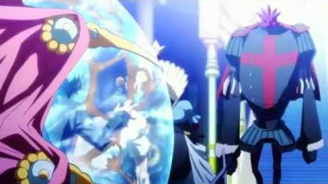 Battle against Arcana Empress and Arcana Emperor (Persona 3 the Movie 1 Spring of Birth)
