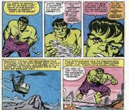 Hulk Stamina