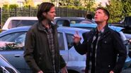Supernatural Season 09 x 05 Dean vs the Pigeon