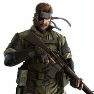 Big Boss Snake (MetalGear)