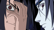 The Uchiha Brothers' Mangekyō Sharingan