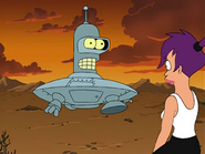 Bender's Flying Saucer Body
