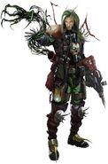 Tahomen Starfinder Devastator Connection Mystic