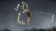 Amber (RWBY) Power