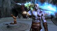 Kratos (God of War series) Blade of Olympus