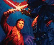 Jax Pavan vs Vader (Star Wars)