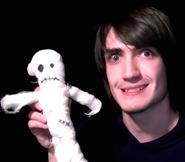 Jordan Underneath Voodoo Doll
