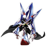 Neo Metal Sonic (Sonic the Hedgehog)