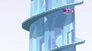 Twilight Sparkle (My Little Pony Series) upside down