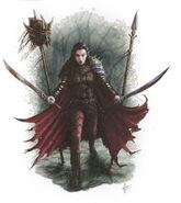 Impilturan demonslayer Forgotten Realms Dungeons and Dragons