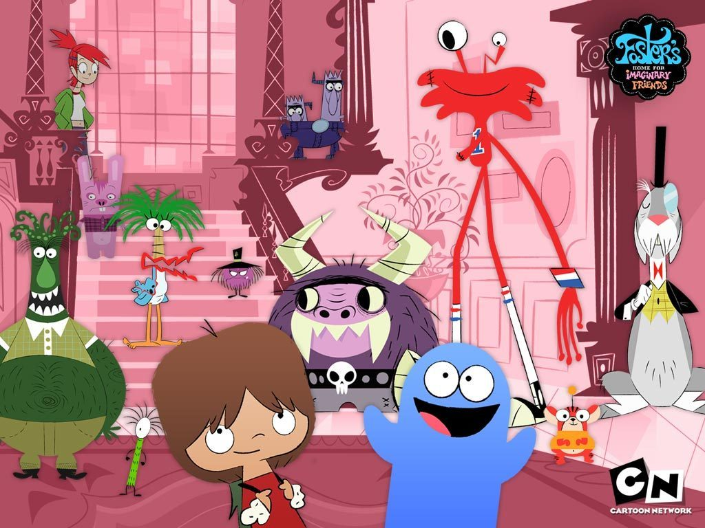 S fosters home imaginary friends