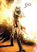 Illyana Rasputina Magik (Earth-616) flames