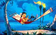 Lilo & Stitch wallpaper