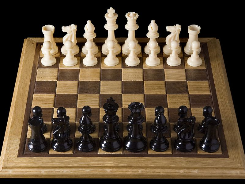Superpower Chess Game