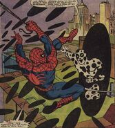 Spectacular Spider-Man -100 Spider-Man vs the Spot