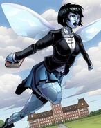 Jia Jing Sprite (Marvel Comics) (Earth-616) from X-Men Battle of the Atom (video game) 001