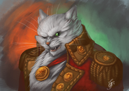 Krosp I - Emperor of All Cats