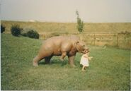 SCP-2091-1 - A Bear and His Granddaughter (SCP Foundation)