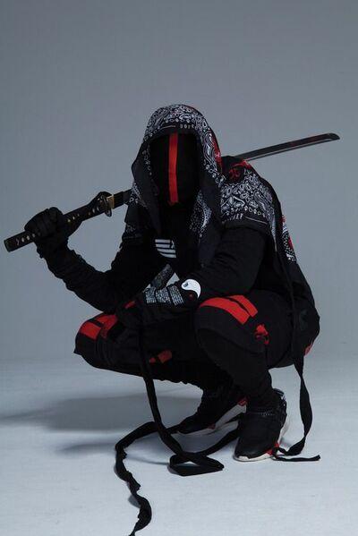Akira masked