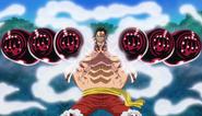 Luffy's Gomu Gomu no Kong Organ