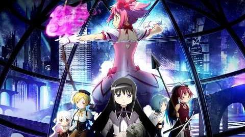 Mahou Shoujo Madoka Magica Hangyaku no Monogatari Rebellion OST - Absolute Configuration