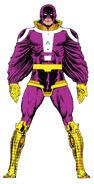 Marvel Comics Aaron Nicholson
