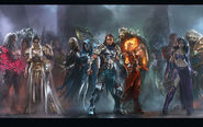 The Planeswalkers