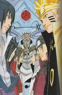 Asura's and Indra's Chakra (Naruto)