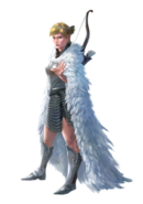 Swan Maiden pathfinder