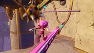Balance Beam Sonic Boom