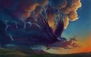Great thunderbird