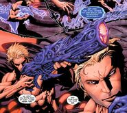 Grifter Daemonite Rifle DC Comics