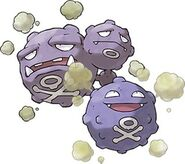 Koffing&Weezing