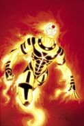 Sunfire as famine
